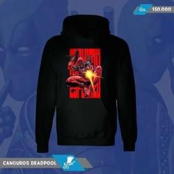 GO Diseños Canguro de Deadpool