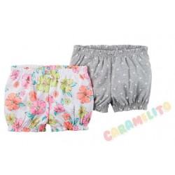 Set de shorts