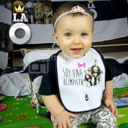 Babero Olimpia Para Bebes de 2 Años