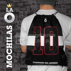 Bolsa Mochila De Olimpia Nro.10