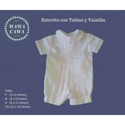 Enterito con Tablas y Vainilla